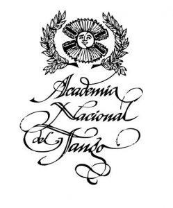 logo de la academia nacional del tango