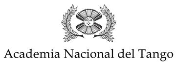 logo academia del tango